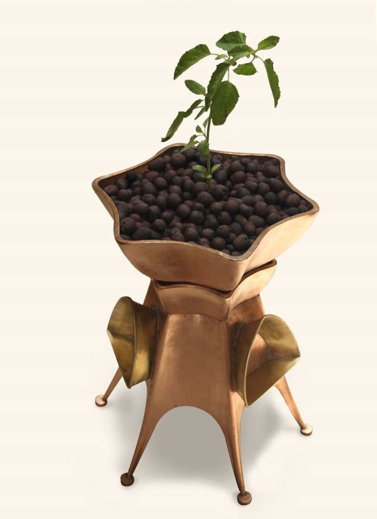 New Outerspace Tulsi planter1